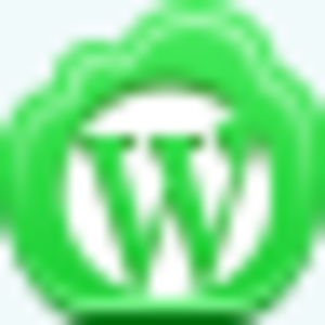 Free Green Cloud Wordpress Image