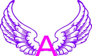 Eagle Wings With Letter A Clip Art at Clker.com - vector clip art ...