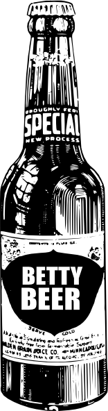 Beer Bottle 4 Clip Art At Clker Com Vector Clip Art Online Royalty Free Public Domain
