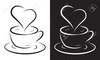 Coffee Steam Clipart Image