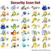 Security Icon Set Image