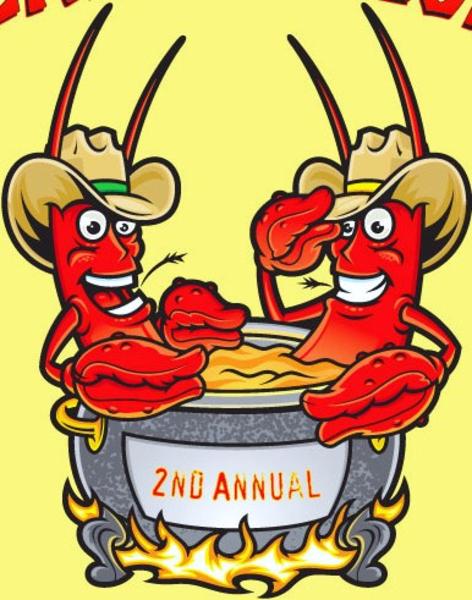 Crawfish Logo | Free Images at Clker.com - vector clip art ...