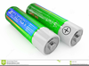 Pictures Of Batteries Clipart Image