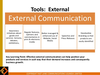 External Communication Tools Image