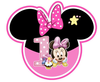 Baby Mickey Minnie Mouse Clipart Image