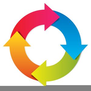 circular process clipart free images at clker com vector clip