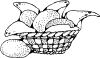 Bread Basket Clip Art