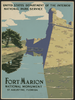 Fort Marion National Monument, St. Augustine, Florida Image