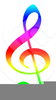 Free Music Clipart Image