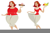 Losing Weight Clipart Free Image