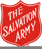 Salvation Army Sheild Clipart Image