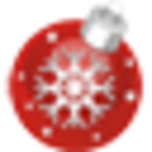 Christmas Tree Ornament Image