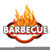 Barbeque Wedding Clipart Image