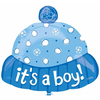 Free Clipart Baby Boy Shower Image