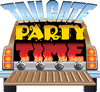 Clipart Tailgating Parties Image