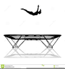 Trampolining Clipart Image