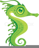 Sea Life Illustration Clipart Image