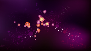 Animated Background Abstract Purple Digital Images Px Image