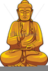 Drawing Of Buddha Clipart Image