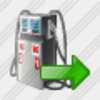 Icon Gaz Station Export Image