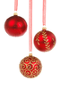 Three Red Baubles Rdz Image