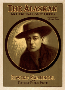 The Alaskan An Original Comic Opera / From Photo By White, N.y. Image