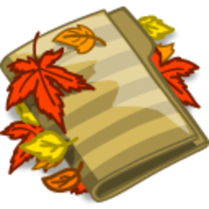 Autumn Folder Icon Image