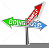 Free Clipart Of Street Signs Image