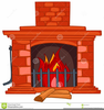 Clipart Of Fireplaces Image