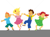 Animated Clipart Child Playing Image