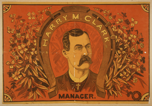 Harry M. Clark, Manager Image