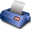 Matrix Printer Clip Art