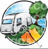 Camping Clipart Rv Tents Image