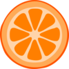 Orange Slice Clip Art