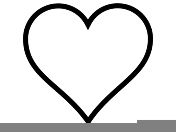 clipart outline of heart free images at clker com vector clip rh clker com outline of heart organ outline of heart tattoo