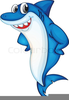Free Funny Fish Clipart Image