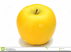 Clipart Yellow Apple Image