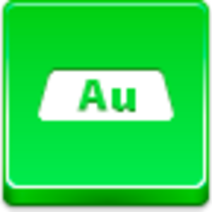 Gold Bar Icon Image