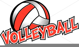 Free Clipart Flaming Volleyball Free Images At Clkercom Vector