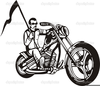 Clipart Davidson Free Harley Image