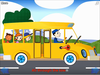Free Clipart Of A School Bus Image