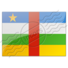 Flag Central African Republic Image