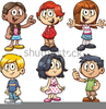 Free Clipart Of Kids Faces Image