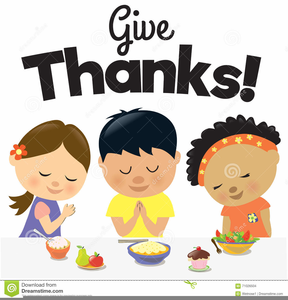 children giving thanks clipart free images at clker com vector rh clker com give thanks clipart o give thanks clipart