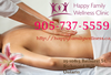 Happy Family Wellness Massage Therpy In Richmond Hill Image