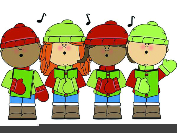 People Singing Clipart