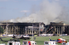 Damage To Pentagon On Sep. 11 Image