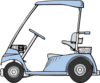 Johnny Automatic Golf Cart Med Image