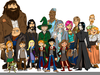 Harry Potter Animated Clipart Image