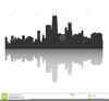 Free Chicago Skyline Clipart Image